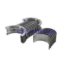 1set 0.25mm size Crankshaft and Rod Bearing for Mitsubishi K3D K3E Diesel Engine