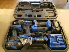 Kobalt XTR 3 Tool 24v Max Power Tool Combo Kit 1518746