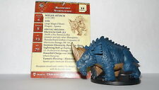 Dungeons & Dragons Minis--Blood Wars--30 Bluespawn Stormlizard--Lee