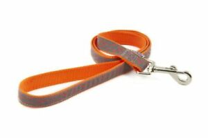 Ancol Reflective Orange Bone Lead