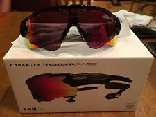 Oakley Voice Activated RADAR PACE Prizm Road/Clear Sunglasses OO9333-01 NEW NIB