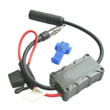 12V Auto Car Stereo FM Radio Antenna Signal Amplifier Booster Enhancer Durable