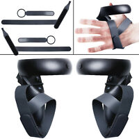 For OCULUS Quest/Rift S Touch Controller 2PC VR Adjustable Handle Knuckle Straps