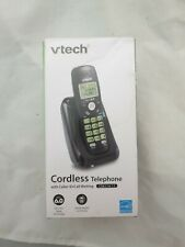 Vtech Cordless Telephone With Caller ID Call / Waiting - White CS6114 M27D