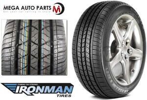 1 Ironman RB-12 RB12 205/55R16 91T M+S All Season Touring Tires