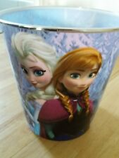 Disney frozen kids bedroom bin bnwt Olaf Anna Elsa children's gift