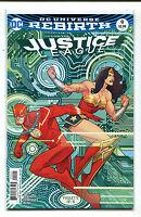 Justice League #9 Near Mint REBIRTH Cover B Paquette NF-16 DC Comics MD8
