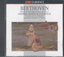 Stephen Bishop-Kovacevich - PIANO CONCERTO 1 & 4 CD CD