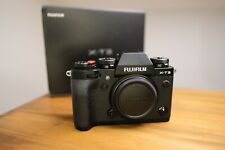 Fujifilm Fuji X-T3 XT3 26.1 MP Mirrorless Camera - Black Body ONLY 460 Shots