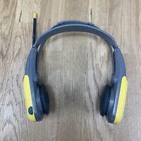 Sony Sports FM/AM Radio Walkman Headphones SRF-HM55 10 Memory Presets - Tested