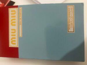 NEW MIU MIU Eau de Parfume 1.2  ml sample vial