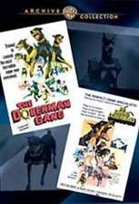 THE DOBERMAN GANG/THE DARING DOBERMANS USED - VERY GOOD DVD