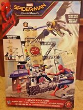 Spider-Man Homecoming Marvel's Vulture Attack Set Hasbro New MISB