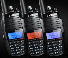 TYT TH-UV8000D 128*2CH 136-174/400-520Mhz 3600mAh 10W Repeater Two Way Radio