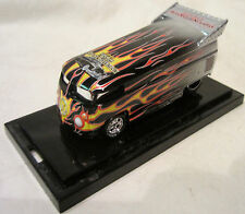 Hot Wheels Liberty Promotions VW DRAG BUS 2010 Die Cast Convention 295/1000