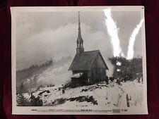 McCabe And Mrs Miller Original Movie Photo Still Church 8x10 Beatty Christie