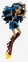 Monster High Accessories,Clothes Bags and Shoes. ROBECCA STEAM Items.