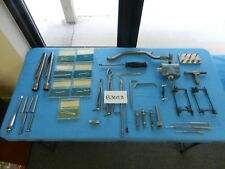 Richards Smith & Nephew Zimmer Surgical Orthopedic Instruments