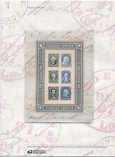 #5079 Classics Forever Souv Sheet USPS #969 Commemorative Stamp Panel 8