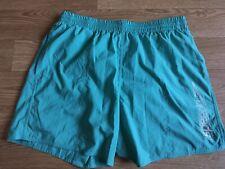 Speedo Mens Swim Shorts Size Medium Green