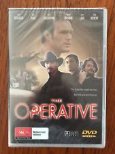 The Operative DVD Region All New & Sealed brian bosworth john tench jerry wasser