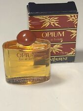 Opium Eau de Toilette 0.26 oz By Yves Saint Laurent Mini Perfume YSL New Vintage