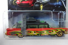 HOT WHEELS 2014 GHOSTBUSTERS ECTO - 1 Kroger Exclusive Edition ORO RAR Movie