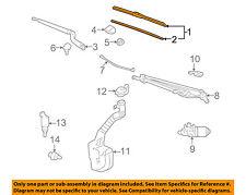 Chevrolet GM OEM 10-15 Camaro-Wiper Blade 23367644