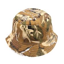 Summer Baby Kids Boys Girls Floral Boho Caps Beach Bucket Hats Sun Helmet  Cap
