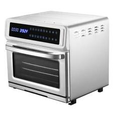 Zokop 21Qt 1700W Rotisserie Xl Air Fryer Oven 20L Dehydrator Roaster 11 Presets