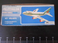 ˚ 。 Boeing 747 JUMBO jet Alitalia AirFrance TWA Pan KLM battery betrieben gig 。˚