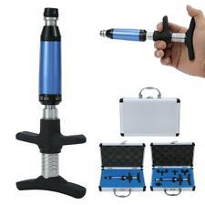 6 Levels Chiropractic Gun Manual Spine Adjusting Corrector Forth Massager HL