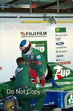 Michael Schumacher Jordan 191 belga Grand Prix 1991 fotografía 5