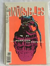 THE INVISIBLES # 1  (1st series) - DC  1994 Ships Free In USA