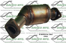 Catalytic Converter-Exact-Fit Front Davico Exc CA 17421