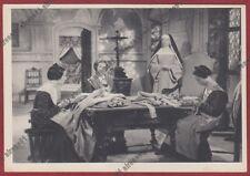 I PROMESSI SPOSI 12 FILM 1941 CINEMA MOVIE - LUX - CAMERINI - MANZONI Cartolina
