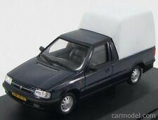 Abrex 143abs-710lx scala 1/43 skoda felicia pick-up van closed 1996 royal blue