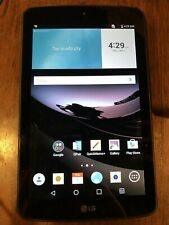 "LG G Pad F 7.0 (LK430) 7"" Tablet - 8GB, Wi-Fi + 4G (Sprint), Black"
