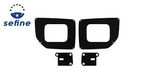 Rigid Industries For 2015-2017 GMC 2500/3500 Fog Kit - 46543