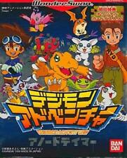 WonderSwan Soft Digimon Adventure Anode Tamer Excellent From Japan Tested