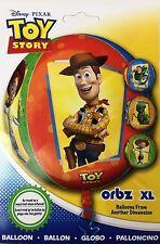"Disney Toy Story Woody & Buzz Birthday Party Supply 15 in"" Single ORBZ Balloon"