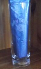 JIM BEAM BOURBON HI BALL GLASS HEIGHT 6½ INCHES (16.5CM) 4 AVAIL