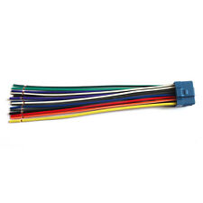 Pioneer Avh-P4900Dvd Avh-P5700Dvd Avh-P5000Dvd Avh-P5100Dvd Wire Power Harness
