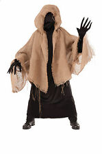 Harvest Reaper Halloween Costume Spooky Creepy Adult Size Standard