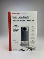Honeywell Smart Home Security Camera Base Station W/Alexa Built in Gray