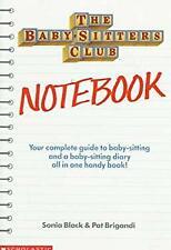 Baby-Sitters Club Notebook Paperback Sonia W. Black