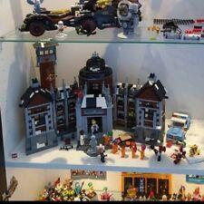 The lego Batman movie arkham asylum 70912