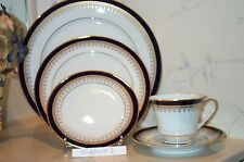 NEW Noritake GRAND MONARCH Place Setting (s) - Dinner Salad Bread Cup Saucer