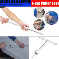 2 in 1 Car Body Paintless Dent Repair PDR DINT Damage Remover T-bar Puller Tool