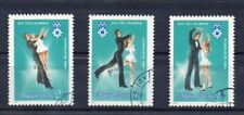 Lot de Timbres PATINAGE ARTISTIQUE (lot 10)